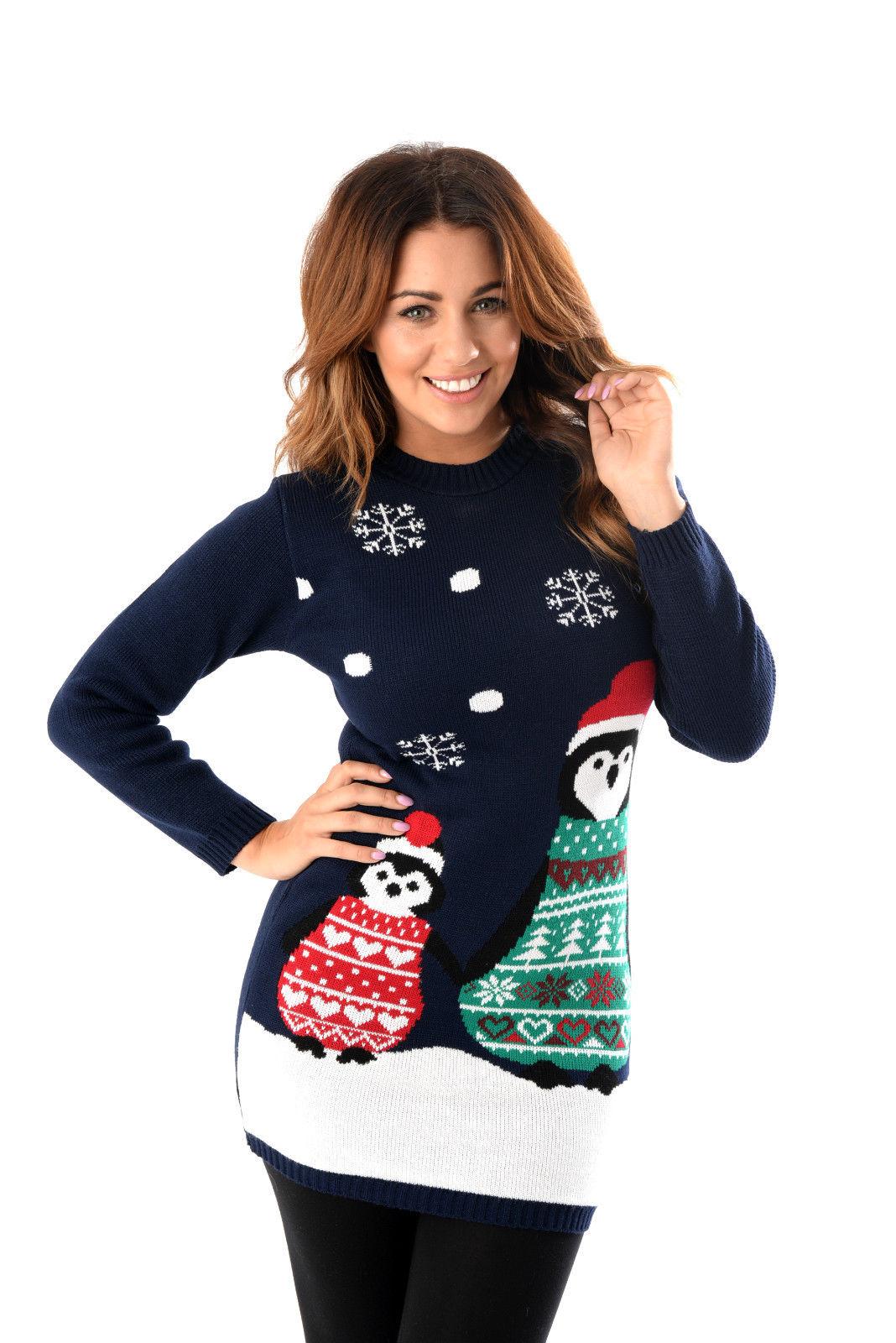haut de gamme authentique une performance supérieure marques reconnues Pull de Noël - Tunique manchot - Pull de Noël - Achat en ligne de textiles  haute qualité pour l'hiver